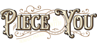 Piece Be With You Logo